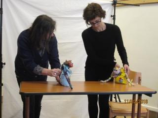 Conférence Marionnette et Thérapie